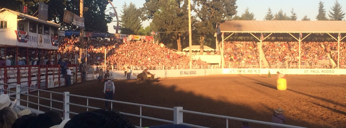 The St. PaulRodeo