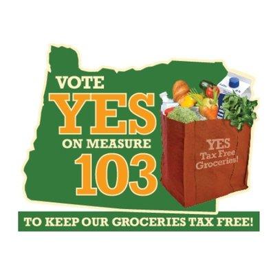 Oregon Ballot Measure103