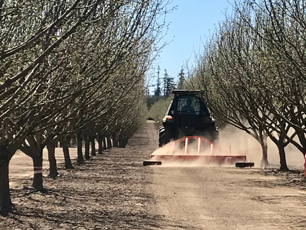 Spring Orchard Preparation